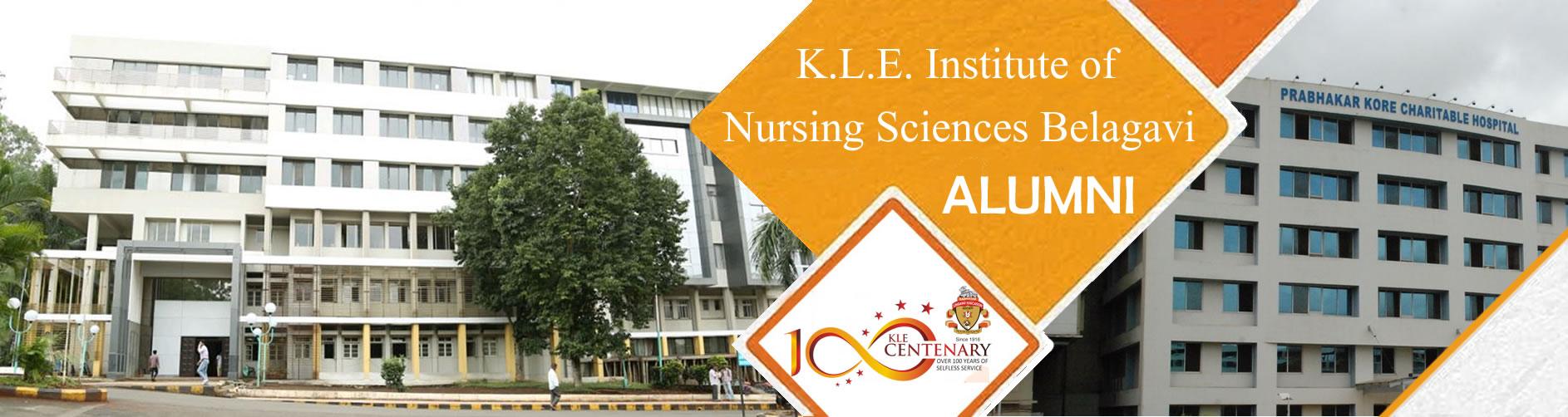 K.L.E Nursing Belgaum – Alumni